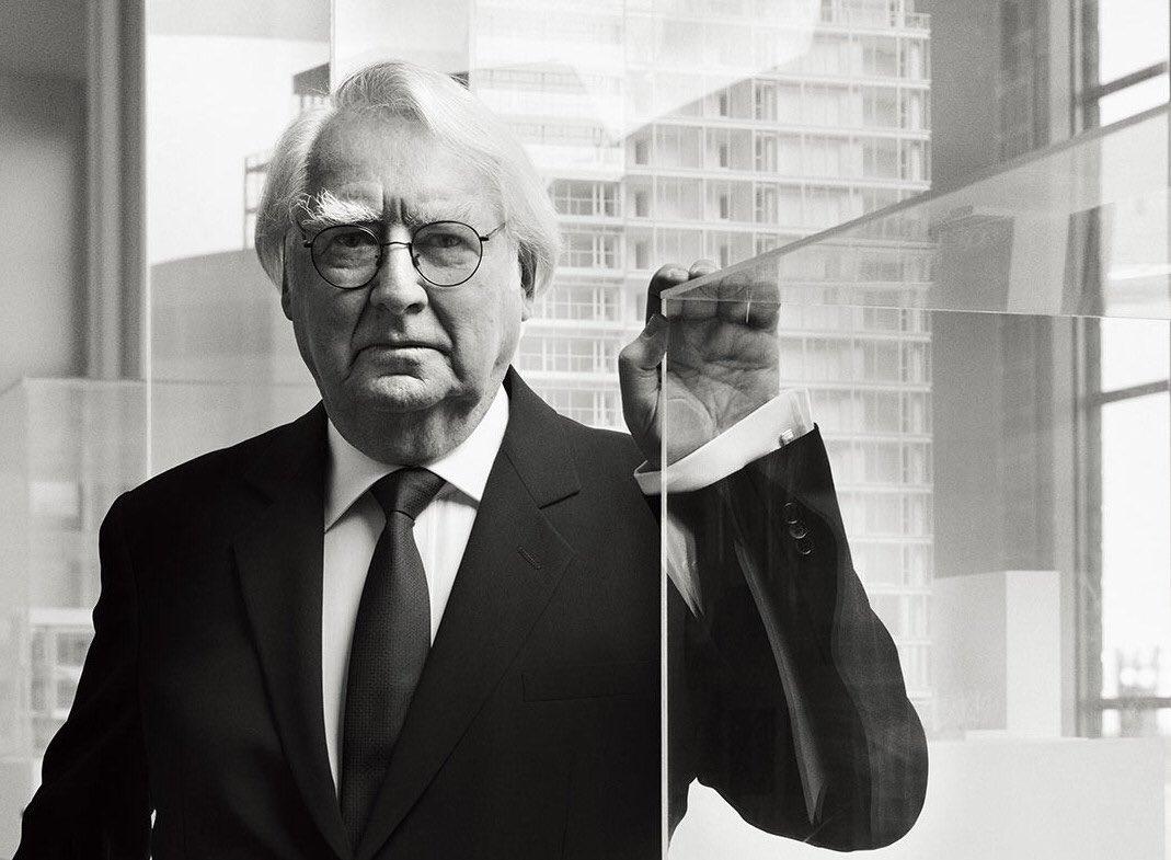 ريتشارد ماير Richard Meier