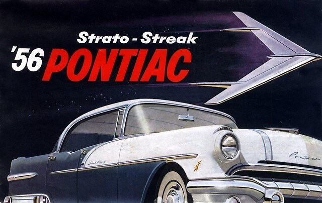 Cover illustration for the 1956 Pontiac dealer brochure #purepontiac<br>http://pic.twitter.com/YoDS393sfZ