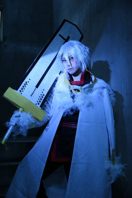 【cosplay】Allen Walker/D.Gray-man ーー哀れなAKUMAに