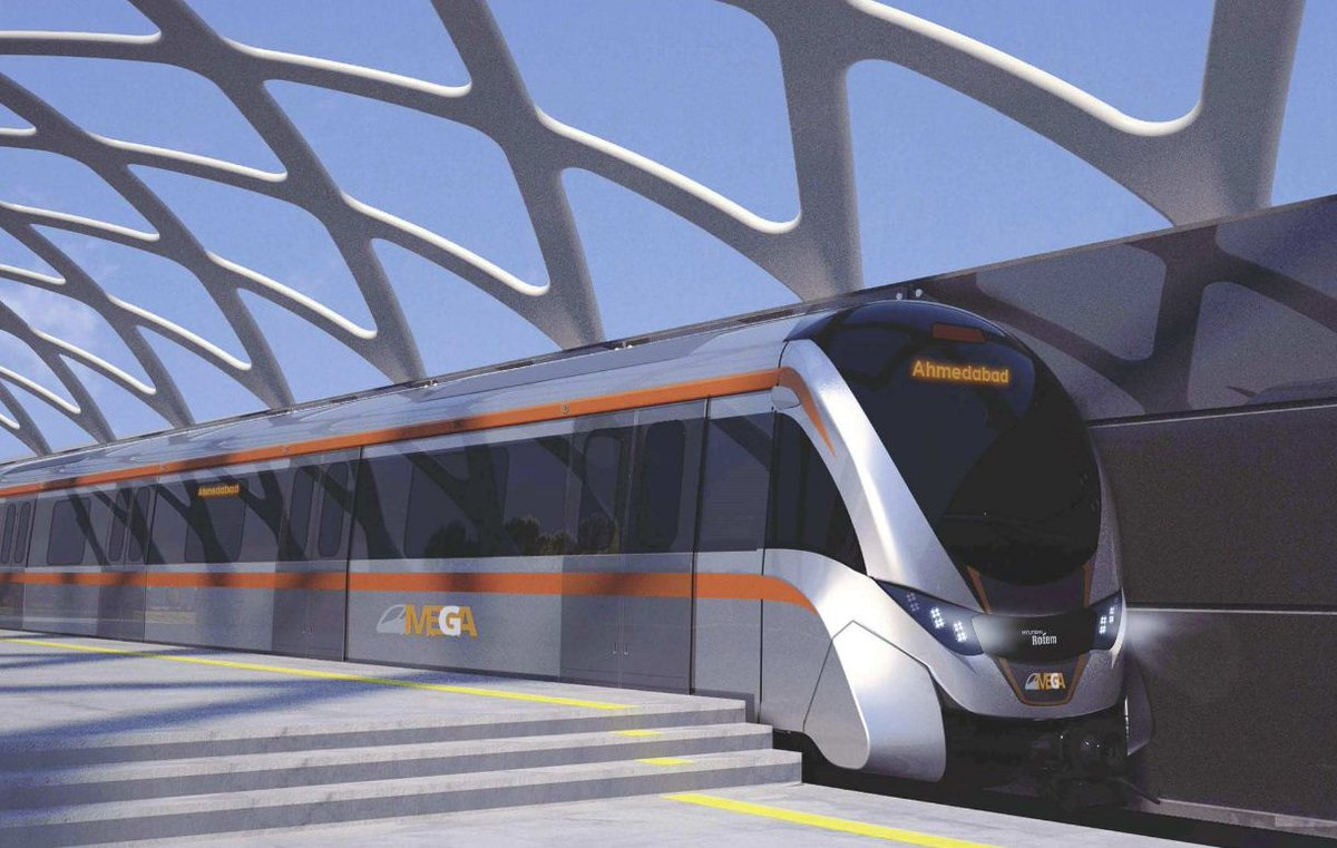 Union cabinet approves phase-2 of Ahmedabad Metro rail project
