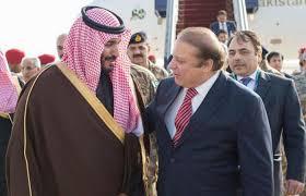 سعودیہ عرب اور پاکستان کے تعلقات آج نئے استوار نہیں ہو رہے بلکہ یہ برادرانہ تعلقات دہائیوں پر محیط ہیں۔ سعودیہ عرب کی پاکستان میں سرمایہ میں دلچسپی کا خیرمقدم کرتے ہیں۔ اس سے دونوں ممالک کے تعلقات کو نئی جہت ملے گی۔  @KhawajaMAsif