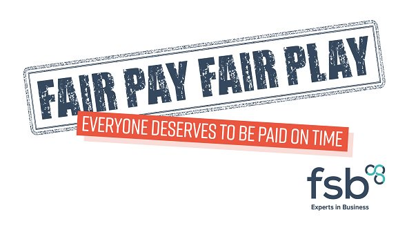 The FSB is calling on the Government and big businesses to support their Fair Pay Fair Play campaign. At Scape, we believe everyone deserves to be paid on time and we all have a responsibility to make it happen. https://lnkd.in/gHTU67b #FairPayFairPlay @fsb_policy