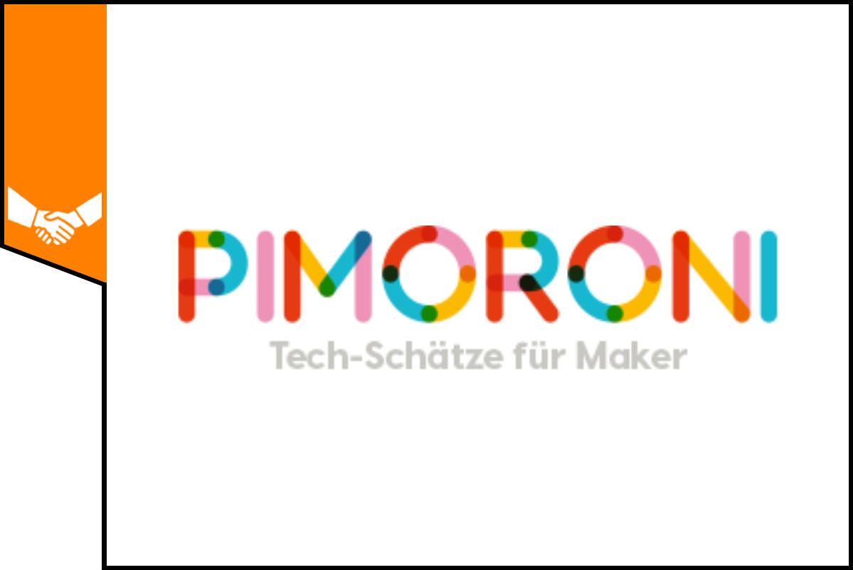 Thanks to Pimoroni for supporting us with parts for the car!  #All4One #4x4inSchools #LR4x4 #WF2019 #car #sponsorship<br>http://pic.twitter.com/87xiecXQ6C
