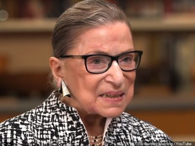 Justice Ruth Bader Ginsburg back on Supreme Court bench, eight weeks after lung cancer surgery  https://t.co/Dj5uTtSTib