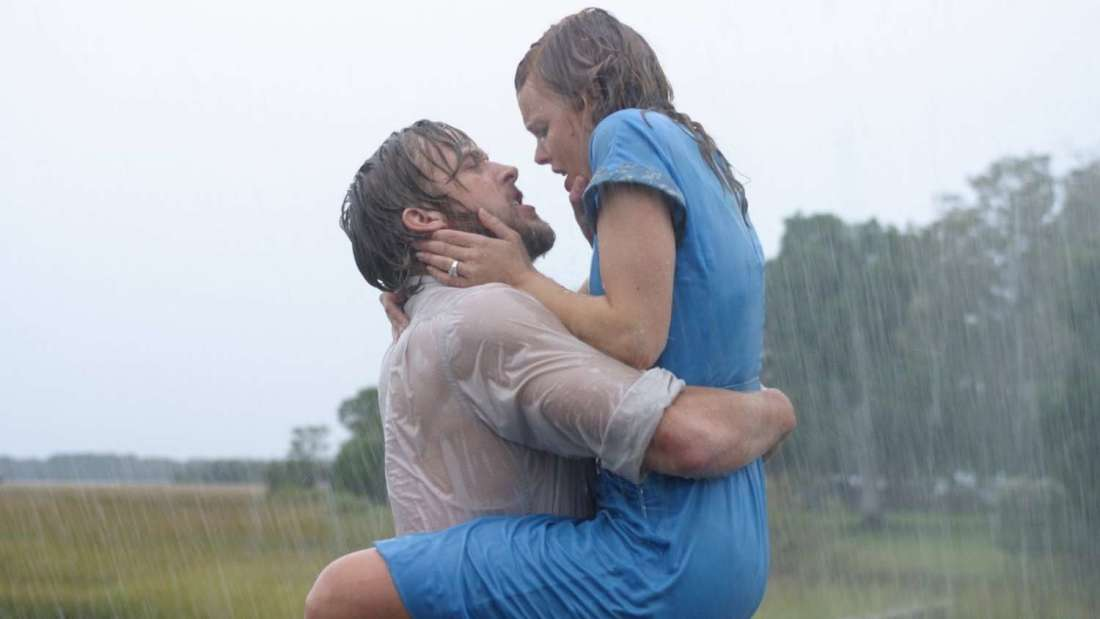 'I think our love can do anything we want it to.'  The Notebook comes to Netflix for the first time on March 15