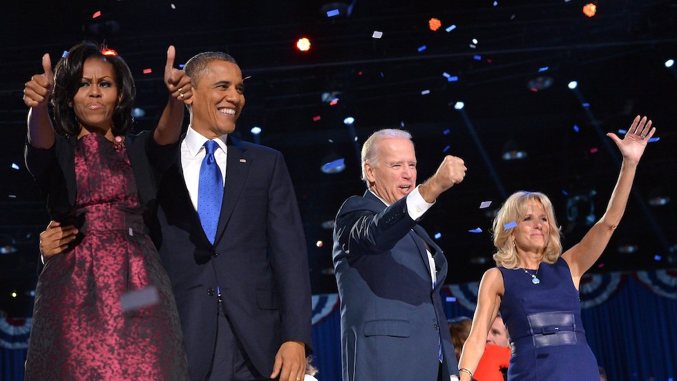 NEW POLL: Michelle Obama would be tied with Biden as Dem frontrunner if she ran in 2020  http:// hill.cm/AAKJwrx  &nbsp;  <br>http://pic.twitter.com/7oh3oFxh9h