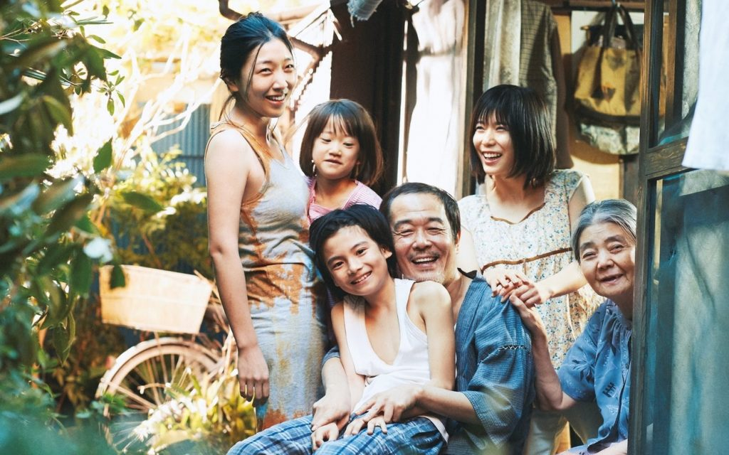 """@ShopliftersFilm plays into the importance of family in Japanese culture, but it does so in a unique way, upending the foundations of the traditional and making us empathize with a different kind of family on the fringe of society"" @JapanToday. http://bit.ly/ShopliftersJapanToday …"