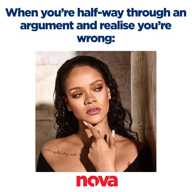 Happy 30th birthday to the fabulous @rihanna 🎉🎊 Please don't stop making music... EVER!   Hear the greatest hits from Rihanna and all your other favourite artists throughout Nova's Greatest Hits Workday 🎶