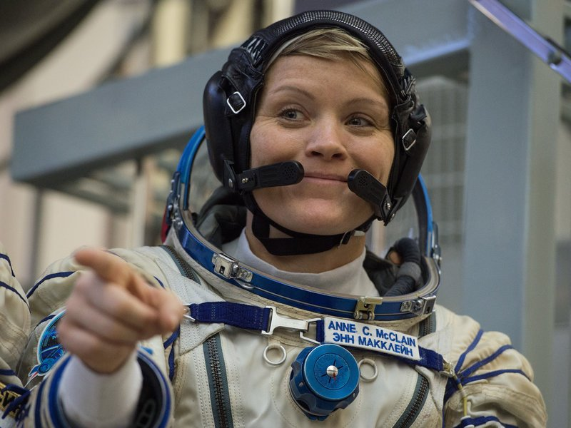 ** Check o@AstroAnnimalut 's recent interview wi@NPRth  where she describes her journey from the moment she declared she would become an astronaut at 3 years old, to finally living out her dreams @Space_Stationonhttps://t.co/4xfyLE0jtl .