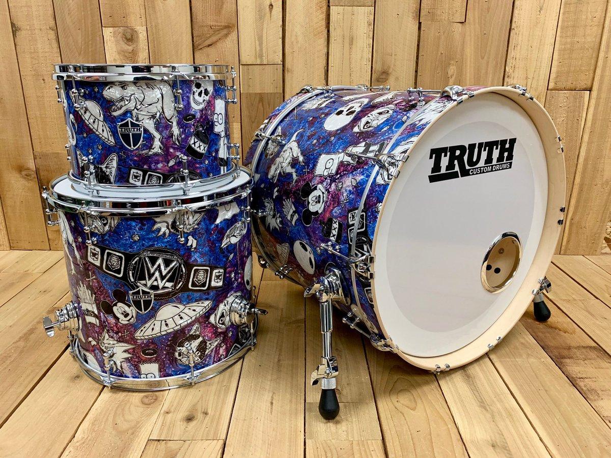 new era  new drum kit  ⌛️