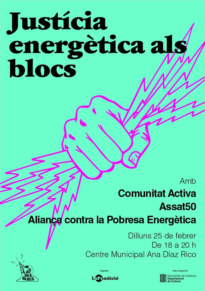 test Twitter Media - #Hospitalet quiere soluciones reales (que las hay) ante la estafa de las eléctricas!  El 4M hablaremos en la radio #DesDelsBlocs con @APE_Cat @assat50 @abd_ong y las vecinas sobre Justicia Energética.  Rayos y centellas, Únete! 😊💚 https://t.co/Ykof4s5nFs
