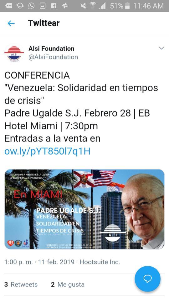 Maduro: Si algo me pasa, ¡retomen el poder y hagan una revolución más radical! - Página 8 DzyANN5X0AEBrza