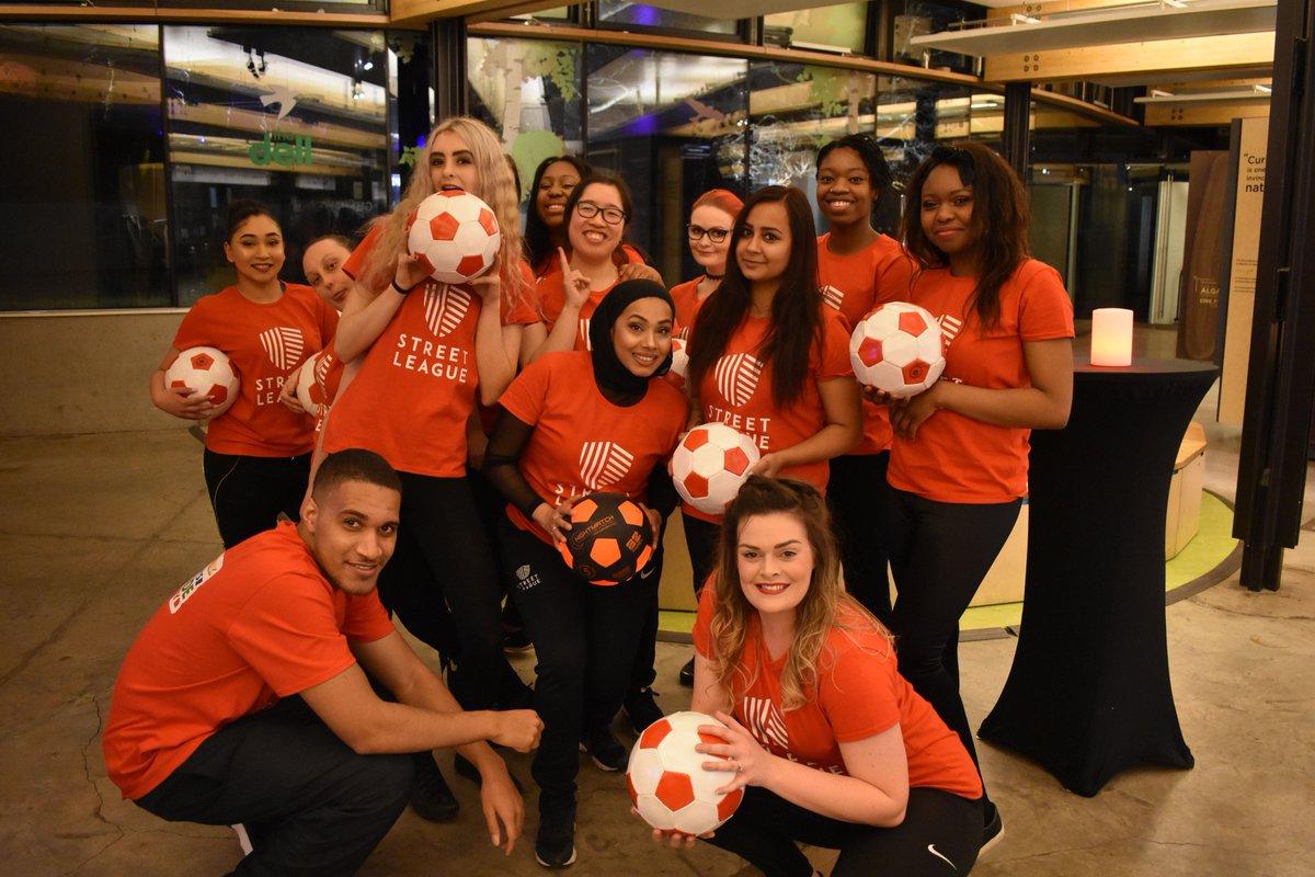 Street League's photo on #charitytuesday