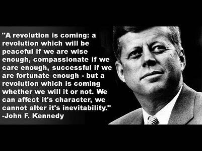 Presidents Day is reminder of what was lost. Watch this short video of JFK taking on powerful private interests to protect & defend the American people: http://youtu.be/zWNhWANkq0Q What would JFK do or say if alive today? What will it take to restore our democracy?