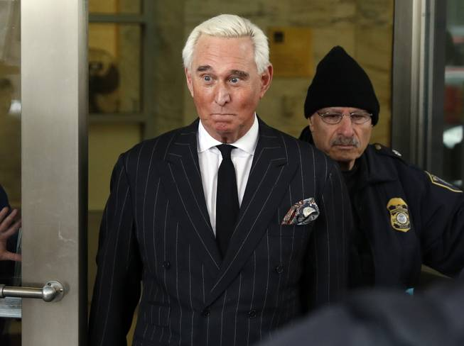 Judge orders Roger Stone to court over Instagram post https://t.co/ziwZH7glVX