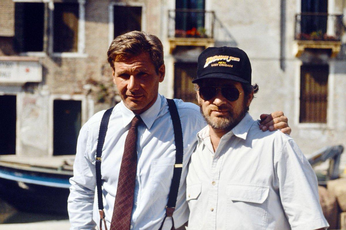 #Venezia e il #cinema. Indiana Jones, Woody Allen ...