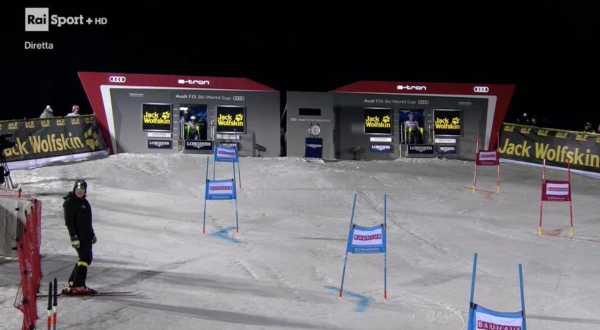 ⛷ Cdm sci, segui lo slalom parallelo maschile e femminile da #Stoccolma  📺 adesso su @RaiSport+HD 📲 streaming http://raisport.rai.it