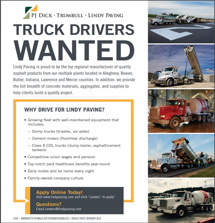 TRUCK DRIVERS WANTED in Pittsburgh PA!!!  Competitive union wages, top notch healthcare benefits, home every night (daily routes) and more!  Click to find out more about the job and these great benefits: http://ow.ly/a2dv50lKcHZ   #pittsburgh #truckdriver #driverjobs #truckerjob