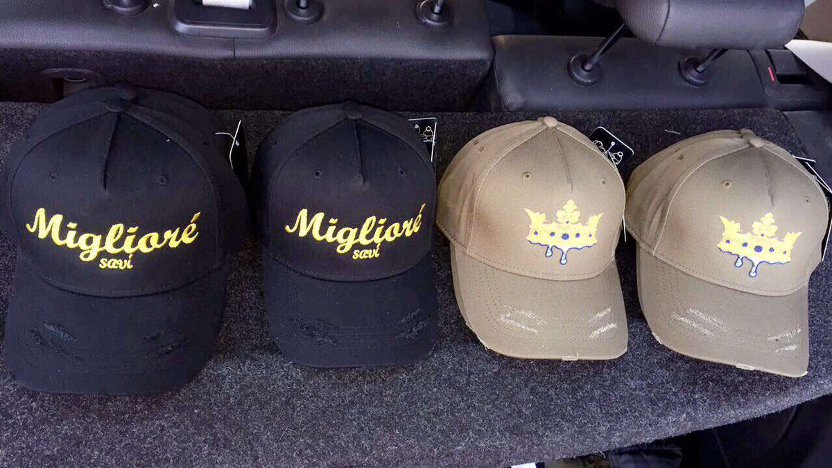 Instagram @miglioreldncollections Distressed Black x Khaki hats   #retweet#original #IAmAndIWill  #GoalOfTheDay<br>http://pic.twitter.com/BZ8JD4jfcx