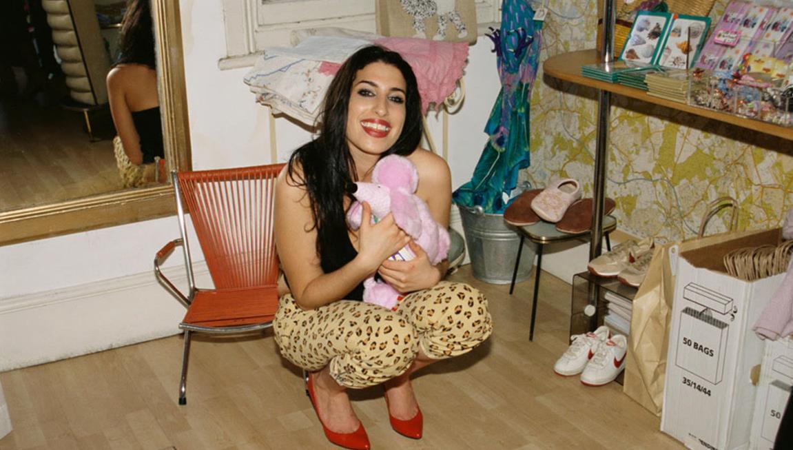 Amy Winehouse by Diane Patrice