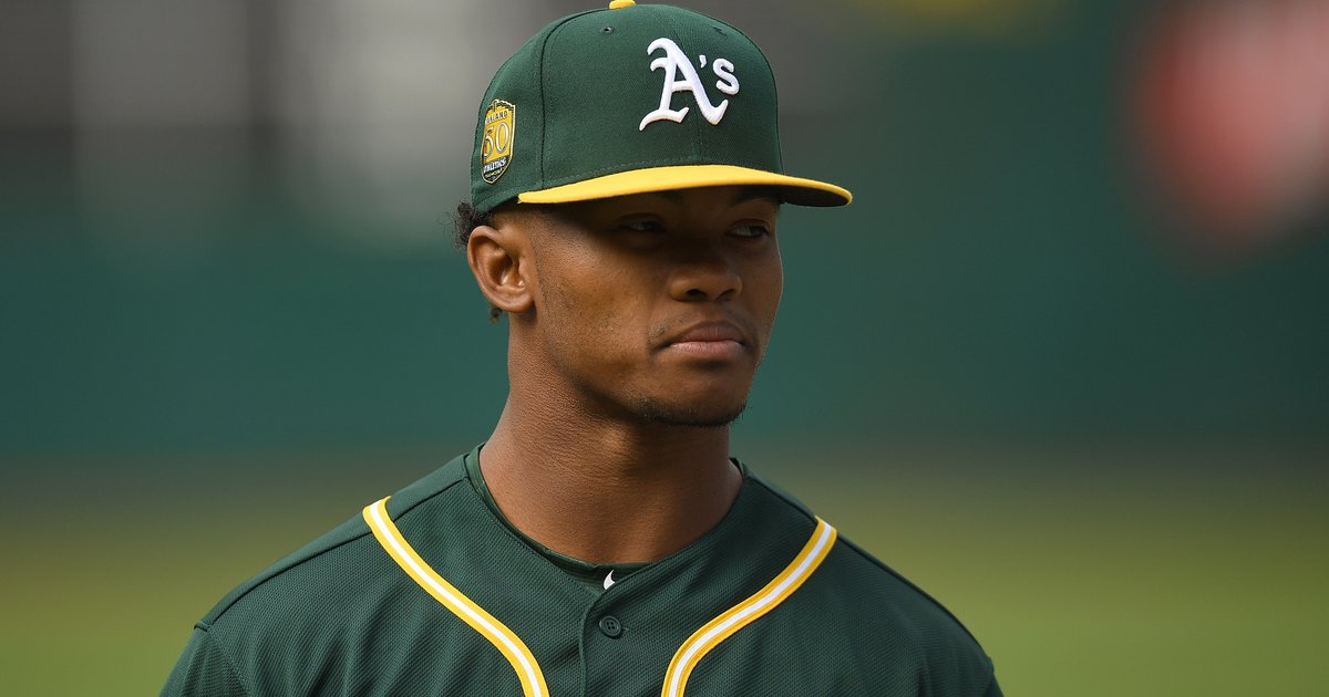 Kyler Murray struggled telling A's he chose NFL: 'In my heart I'll always be an A.' https://t.co/imEABMAZhF