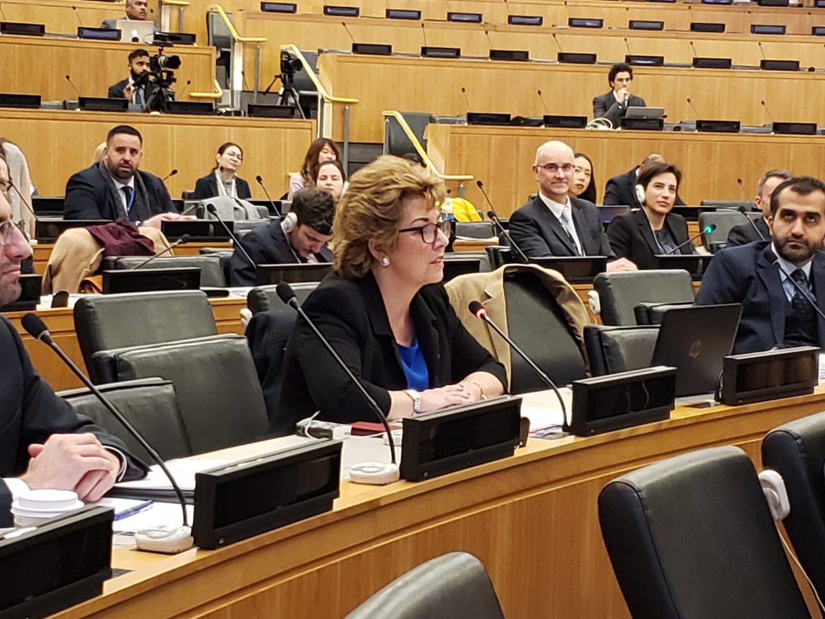 test Twitter Media - Congratulations AOSIS@30 & to Belize on your ambitious vision as chair! Ireland is ready to back SIDS to work for action & political buy-in on #ClimateChange, #Oceans and #SustainableDevelopment. We will work with you for strong political leadership at the #SIDS summit in Sept. https://t.co/mVeZW0RRwV