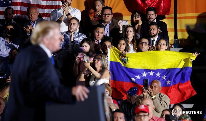 .@realDonaldTrump insta a militares #Venezuela a abandonar a @NicolasMaduro para no perder todo https://lta.reuters.com/articulo/venezuela-eeuu-trump-idLTAKCN1Q71JP-OUSLT…