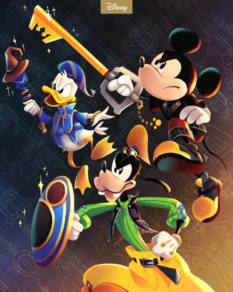 Friendship will light the way in Kingdom Hearts III!