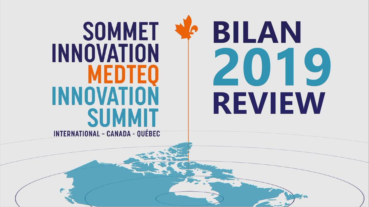 Notre rapport post-#SommetMEDTEQ est désormais disponible ! // Our post-#MEDTEQSummit report is now available!  Information : https://sommet.medteq.ca/fr/retour-sur-le-sommet/ … // https://sommet.medteq.ca/conference-highlights/ …