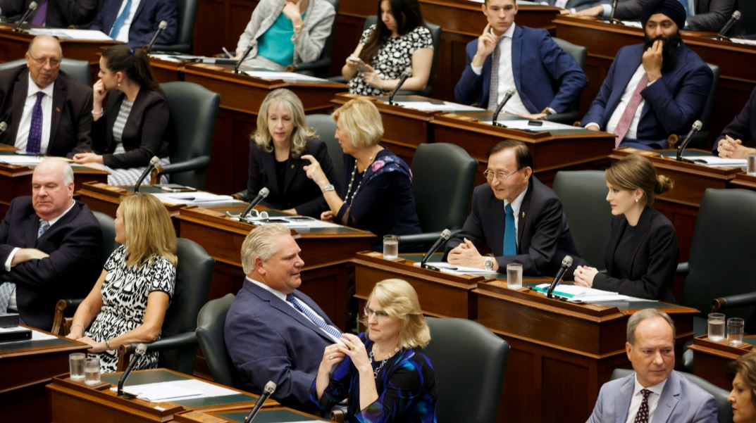 Queen's Park is back in session. Here's what you need to know: https://t.co/73FHYorfFI by @jm_mcgrath #onpoli