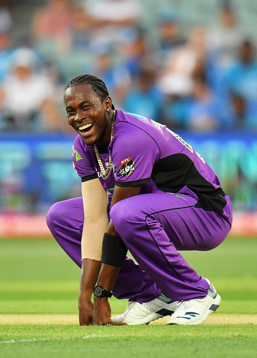 'He is a seriously talented cricketer & I say you are probably changing for the better.'  Jofra Archer can boost England's chances of winning the World Cup, says @nassercricket 👉 https://t.co/hAnJrQ2m6p  Watch #CWC19 live on Sky Sports this summer 👉  https://t.co/DbCFNjBLiK