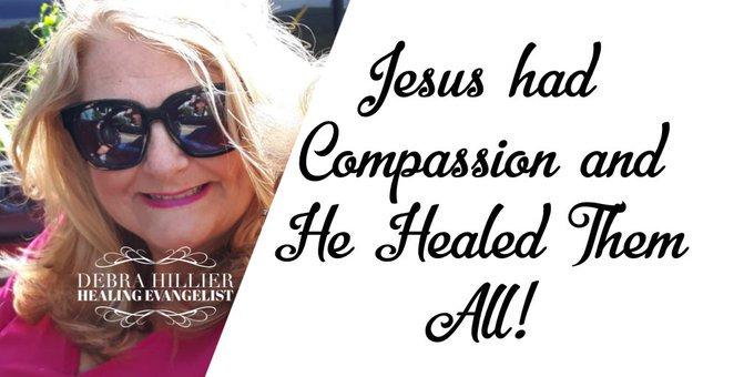 Healing Evangelist Debra Hillier (@debrahillier) | Twitter