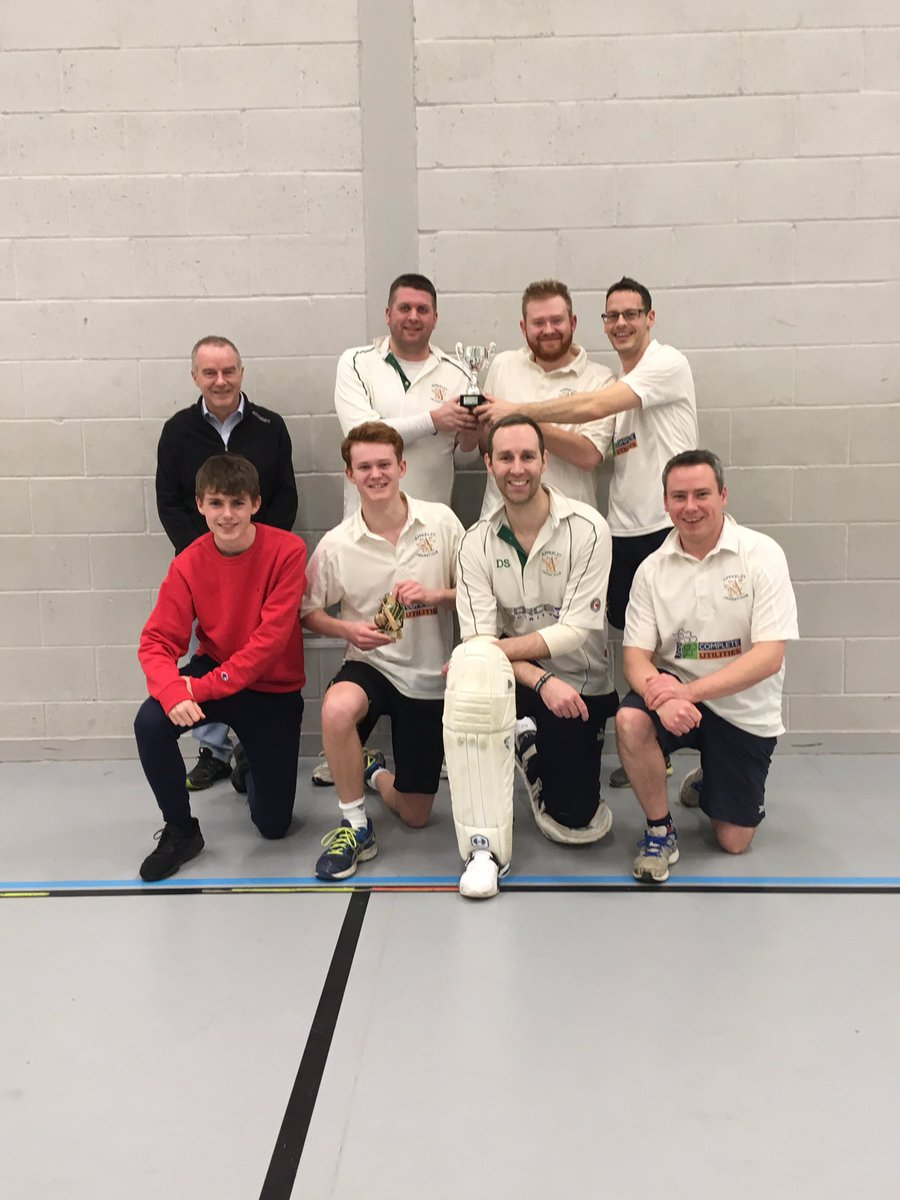 test Twitter Media - Congratulations to the @ApperleyCricket indoor league side who defeated @Qued_hardcc in last nights @MartinBerrill Gloucester Indoor League Plate final. https://t.co/Et6sDzYjKZ