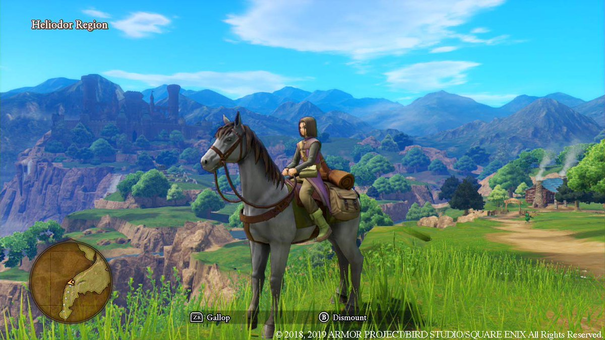 Dragon Quest XI for Switch has reduced pre-orders right now - $54 for the physical version: https://amzn.to/2NcNEmi The Switch version includes Japanese & English audio, the 2D mode, new story missions, an orchestrated soundtrack & more improvements over the PC & PS4.