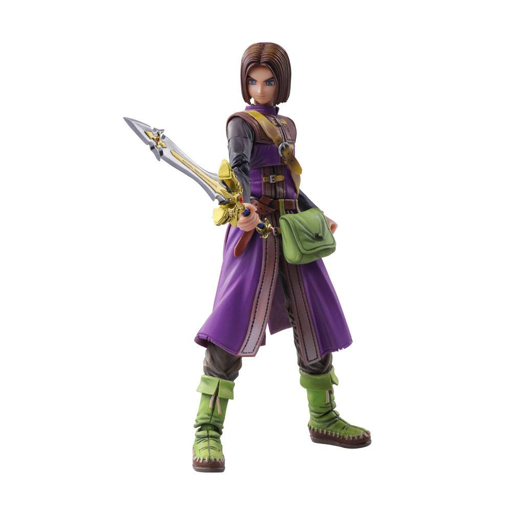 The Dragon Quest XI Bring Arts action figure of Luminary is currently discounted a bit - it includes a range of weapons, accessories and creatures, plus a display stand for posing: https://amzn.to/2SYE4ZK