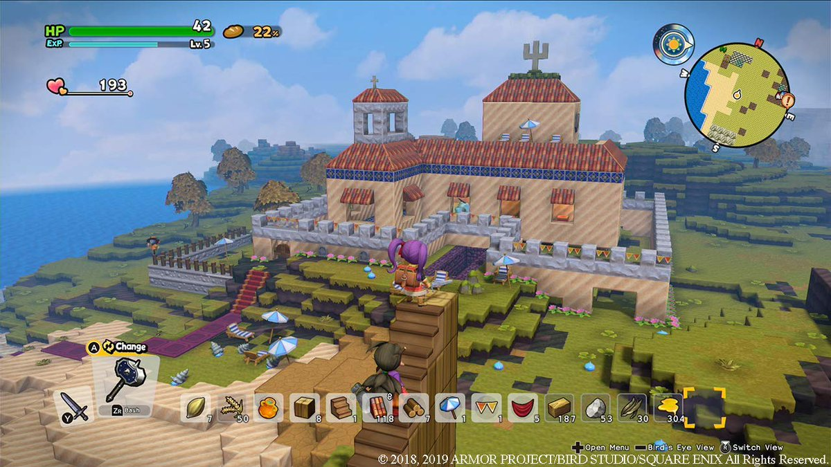 If construction is more your bag, Dragon Quest Builders 2 has a similar pre-order discount currently as well: https://amzn.to/2TWkr1J