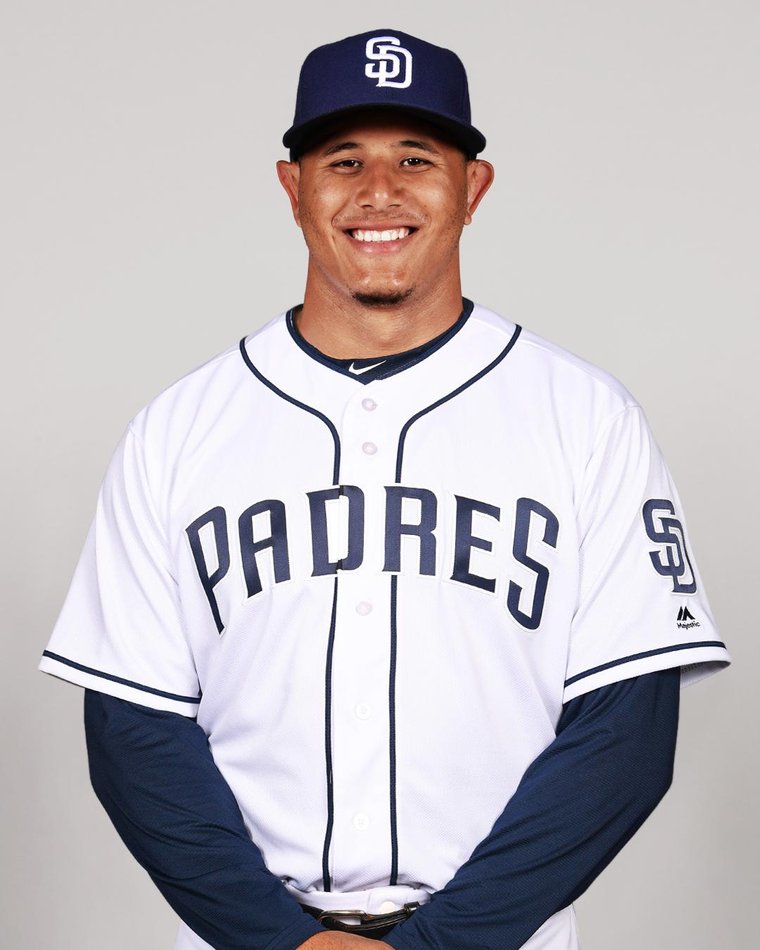 Introducing the newest San Diego Padre. https://t.co/E3LzPxiCev