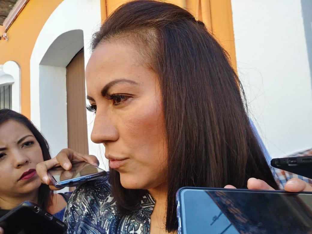 Anuncia Mónica Silva Ruiz, titular del @IPMujeres, que antes del 15 de marzo la @SEGOB_mx decidirá si emite o no la alerta por violencia de género en #Puebla.    @e_consulta @periodistasoy