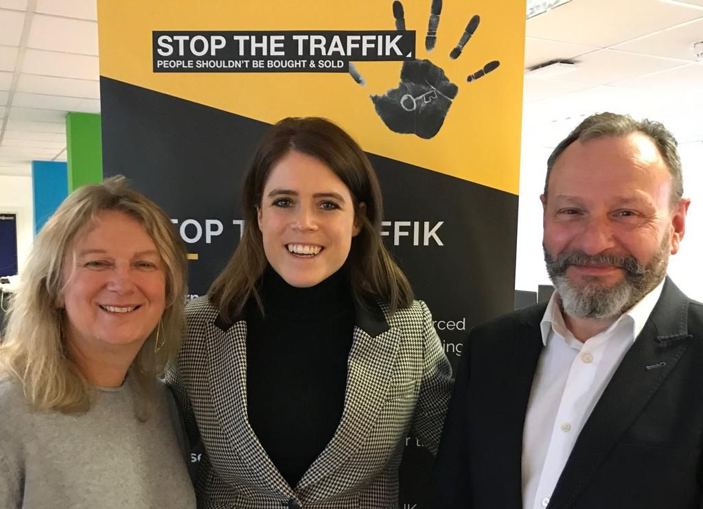 STOP THE TRAFFIK's photo on #charitytuesday
