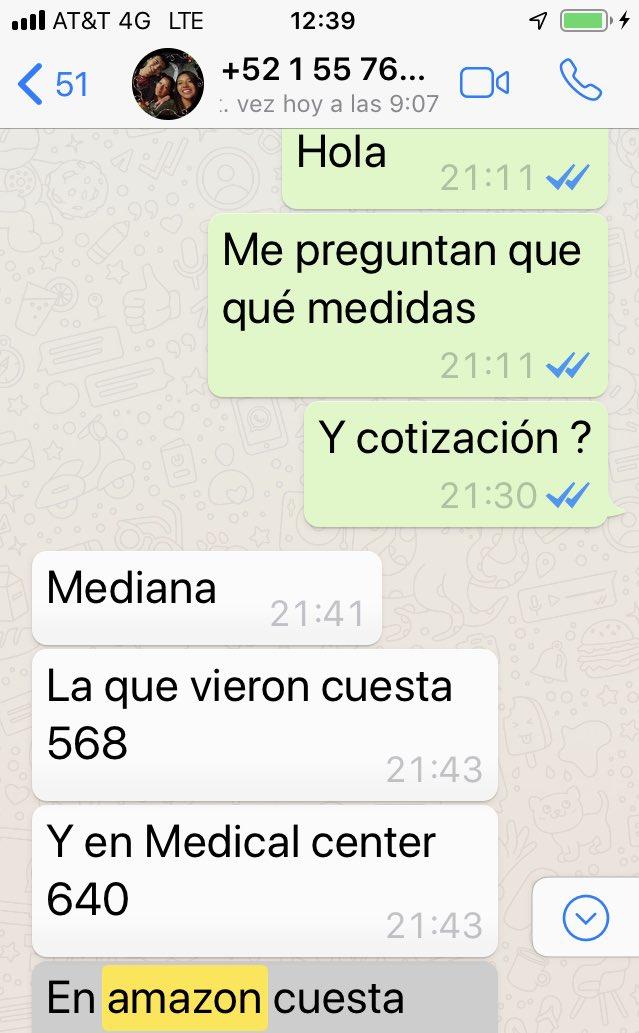 Claudia Es Claudia On Twitter No Hay Nada Que Agradecer Ya Va En Camino La Malla Para La Señora Https T Co S5a6wjsl9z
