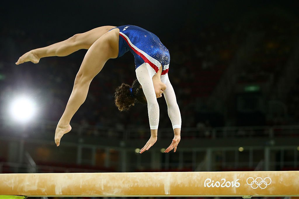 JUST IN: Former NBA Vice President Li Li Leung will be the new CEO of USA Gymnastics, according to AP