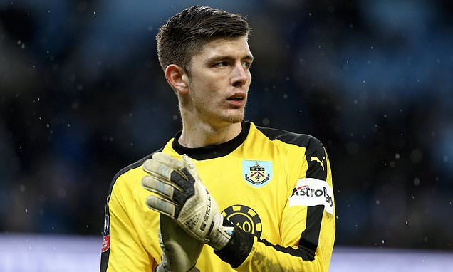 Nick Pope attracting interest from Arsenal after losing place at Burnley as Gunners seek Petr Cech replacement  https://t.co/PYFbHr7yii