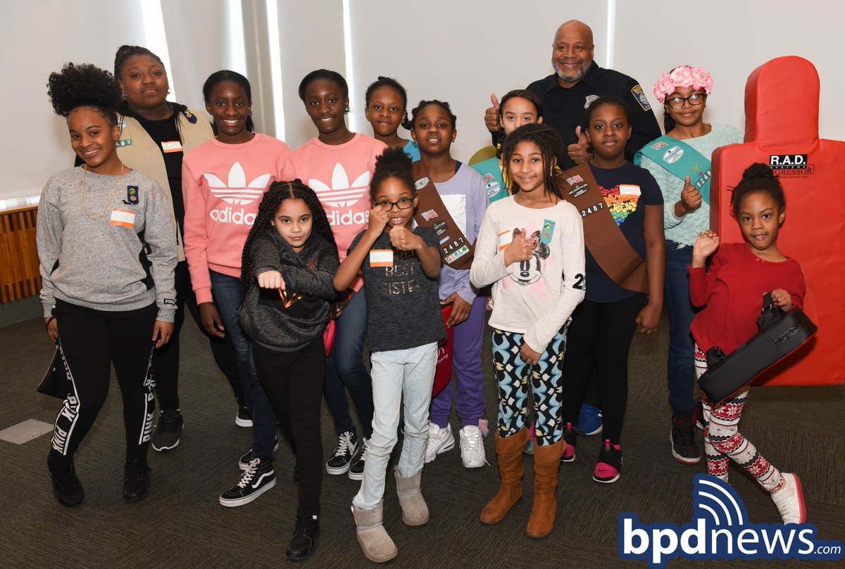 #BPDintheCommunity: BPD Teams up with @girlscouts Troop for a Self Defense Class https://t.co/zb8atUnyfD