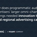 Image for the Tweet beginning: NEW: With #Adelphic's enhanced #programmatic