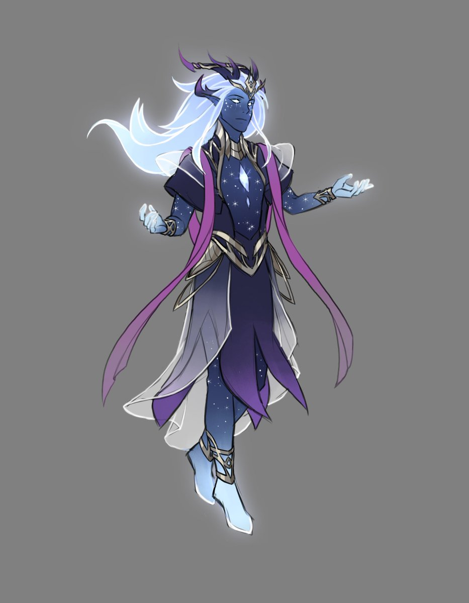 The Dragon Prince 2018 Aaravos x Reader headcanons Tumblr