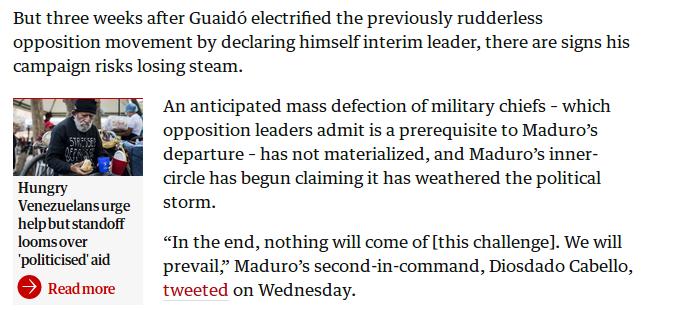 Maduro: Si algo me pasa, ¡retomen el poder y hagan una revolución más radical! - Página 8 DzyntvgWsAE6lc0
