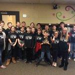 Image for the Tweet beginning: Great job Wauka Mountain Club