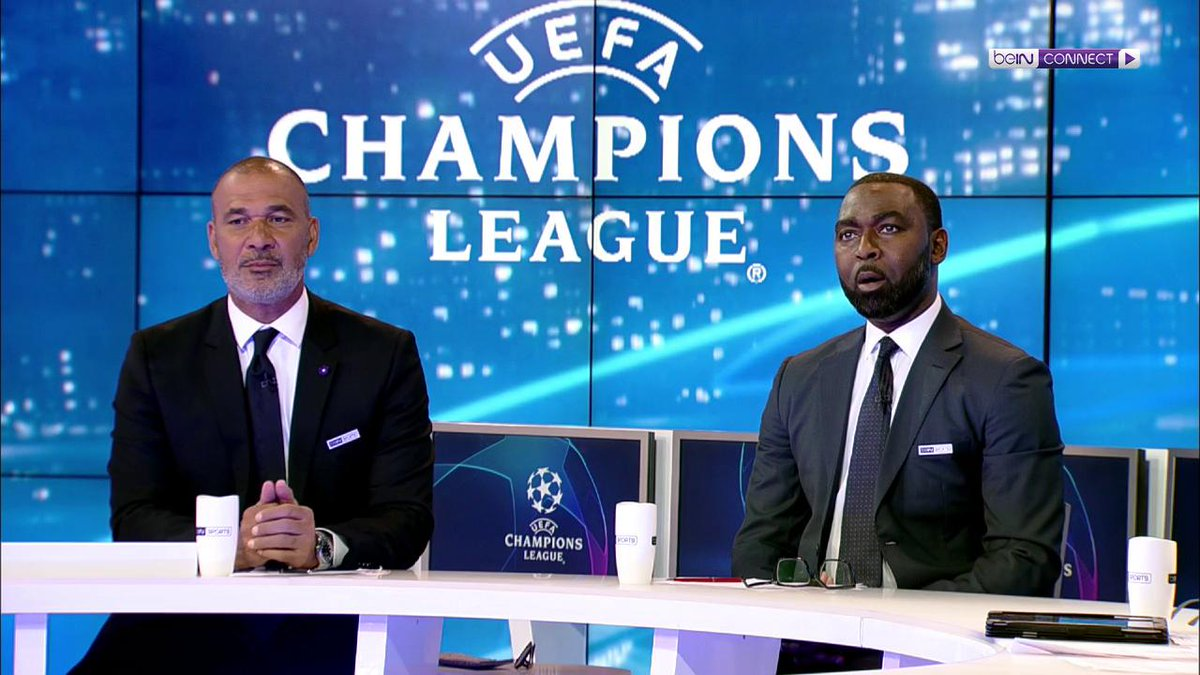 """I can't see any reason why not to give it him""  @vancole9 in no doubt Ole Gunnar Solskjær should be named #MUFC boss!  #beINUCL 📺 HD11"