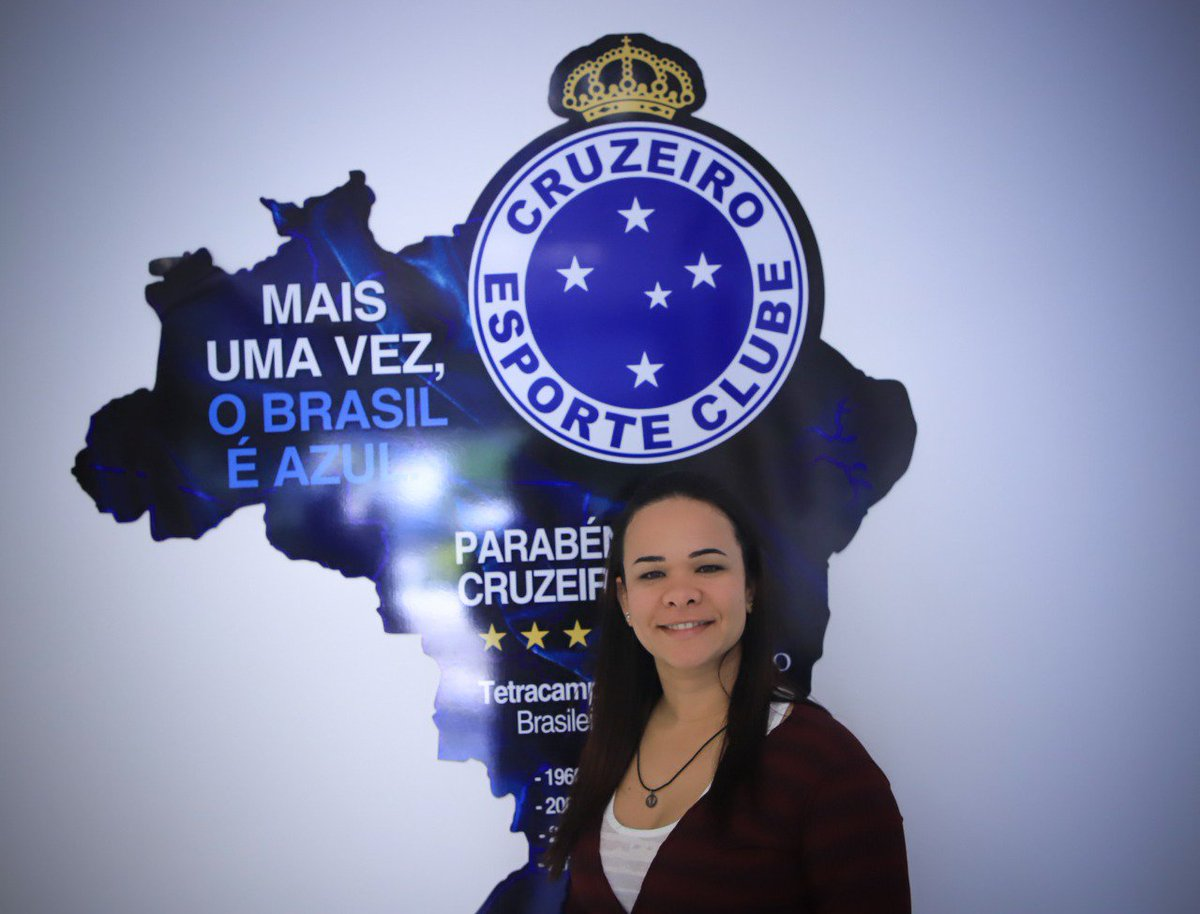 Cruzeiro Esporte Clube's photo on Gabriele