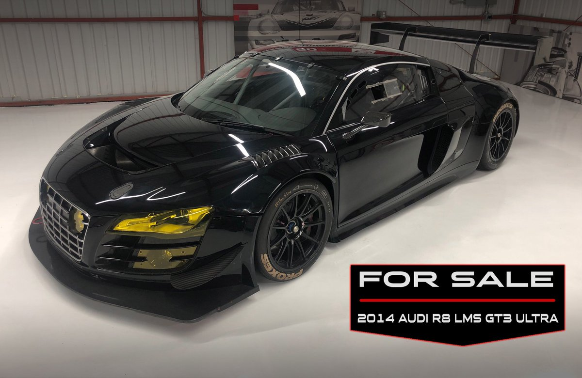 Flying Lizard On Twitter For Sale 2014 Audi R8 Lms Gt3 Three